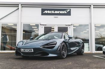 McLaren 720S 720S LUXURY 4.0 Automatic 2 door Coupe (2017)
